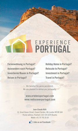 Can I help in any case concerning Portugal ? Do not hesitate to get in touch