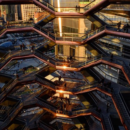 The Shops & Restaurants at Hudson Yards