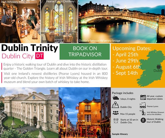 Whiskey Business - An Irish Tour Company
