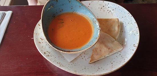 La Tavernetta: Tomato soup
