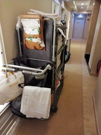 Yasmak Comfort Hotel: ежедневная уборка номера