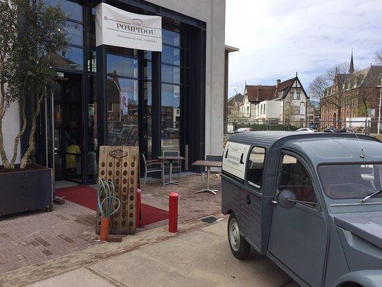 Ronde Tafel Woerden.Gare Pompidou Woerden Restaurantbeoordelingen Tripadvisor