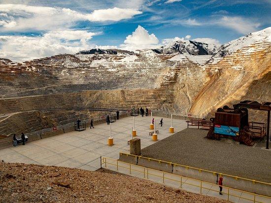 Utah Copper Mine