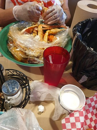 Henrico, Вирджиния: Tasty Crab
