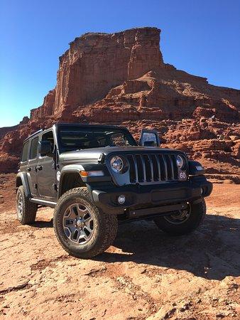 Beautiful day in Moab