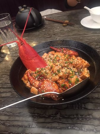 Mott 32: Lobster Tofu