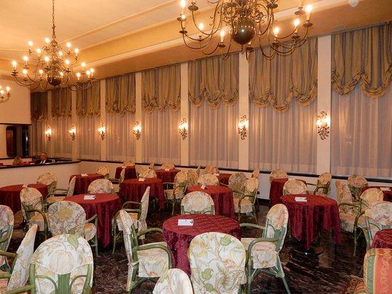 Grand Hotel Terme & Spa: salone bar