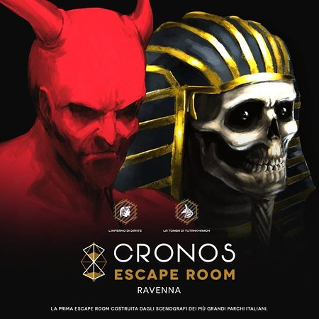 ‪Cronos Escape Room‬