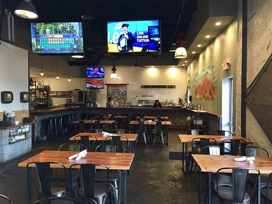 Ode Brewing Company: Dining / Tap Room