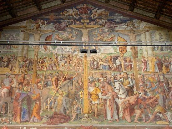 Crocefissione di Bernardino Luini