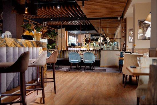 Capella Restaurant @ Lobby Lounge: Capella