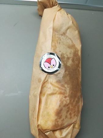 Hope's Food: wrap