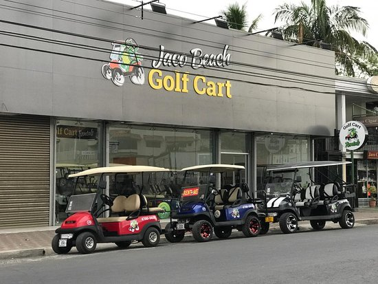 Jaco Golf Cart