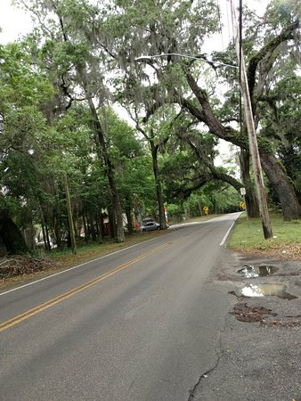 Old St. Augustine Road