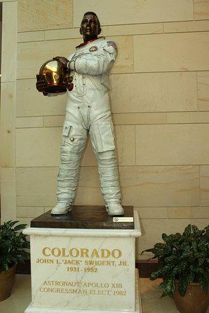 "John ""Jack"" Swigert, Astronaut and Congressman"