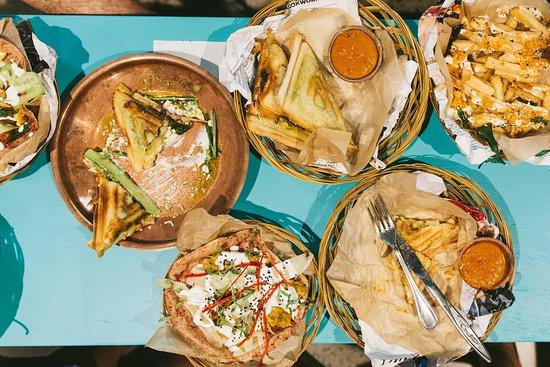 Bombay Street Sammy, Cheeky Fries