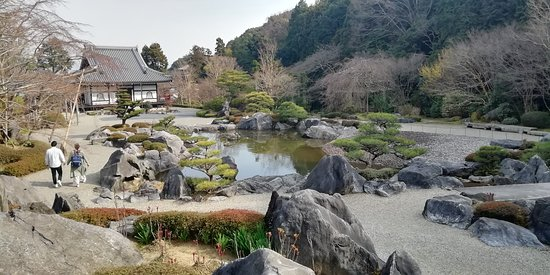 Taima Temple Garden
