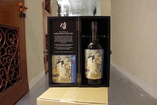 Mizunara: The Shop (Whisky & Spirits Store): Karuizawa Whisky, Limited Edition Japanese Whisky from Mizunara: The Shop in Hong Kong