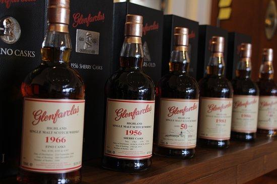 Mizunara: The Shop (Whisky & Spirits Store): Glenfarclas Whisky from Speyside. Scotch Whiskies at Mizunara: The Shop in HK