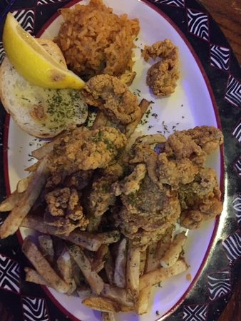 Jaeger's Seafood and Oyster House: Another fried dish that another diner loved