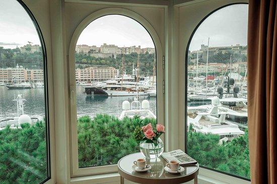 Port Palace Hotel: Deluxe étage élevé