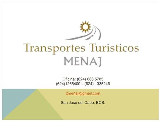 Transportes Turisticos Menaj: Reserva y obtén la mejor tarifa del mercado