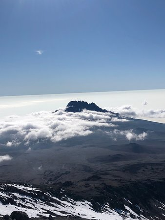 Mount Kilimanjaro: A view from Stella point
