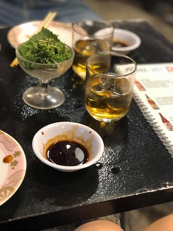 Sushi Ko: Làm ly rượu ăn cho thoải mái