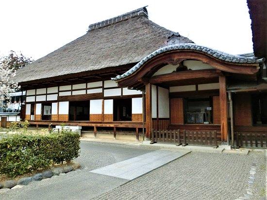 Ruins of Ashikaga School: 方丈・書院入り口