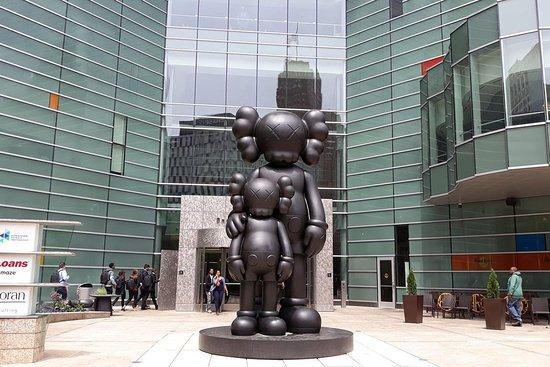 Waiting Statue