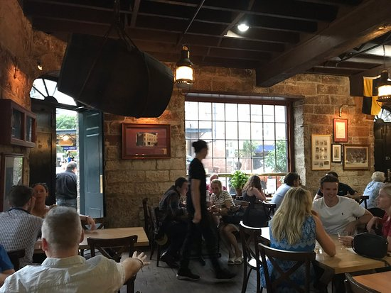 The Lord Nelson Brewery Hotel Restaurant: 店内の様子