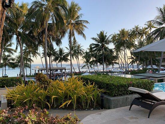 Beautiful resort.