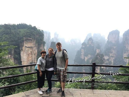 china zhangjiajie tours
