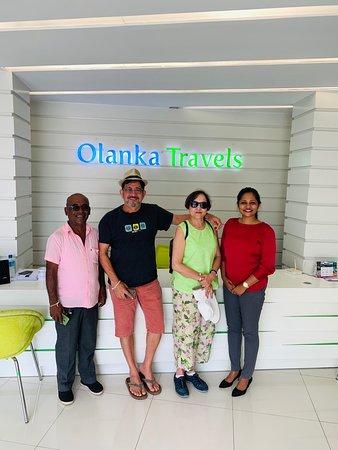 Olanka Travels: Happy clients say it all!!!!!!