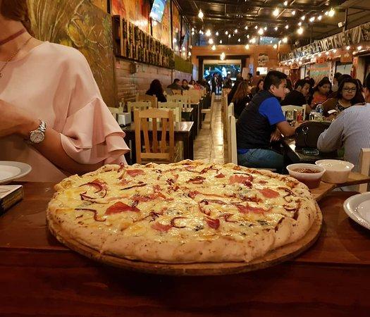 Barrio Urban Kitchen: Pizzas gourmet
