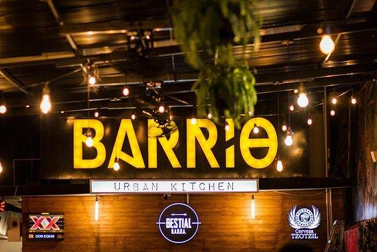 Barrio Urban Kitchen: Barrio