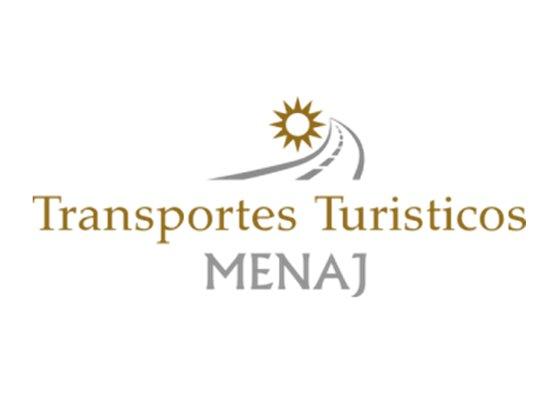 Transportes Turisticos Menaj: LOGO MENAJ