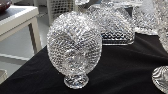 Waterford Crystal : Beautiful commissioned pieces