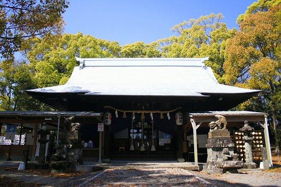 Isahaya Shrine