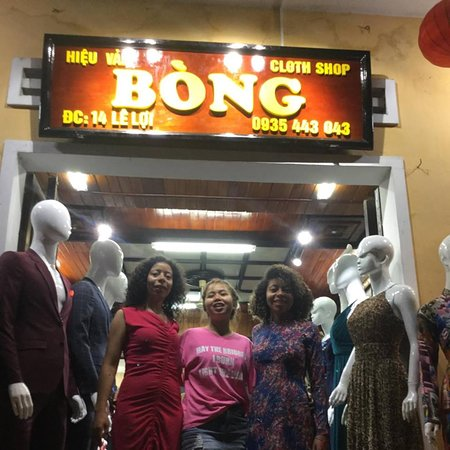 Bong Cloth Shop
