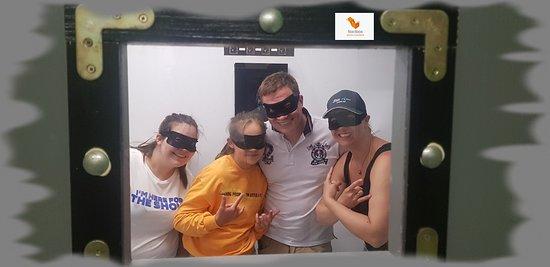 Fox in a Box Gran Canaria: fun at roomescape in Playa Del Ingles