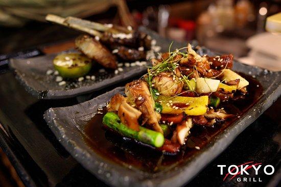 Chicken Teiyaki