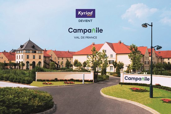Convenient And Cheap Review Of Campanile Val De France Magny