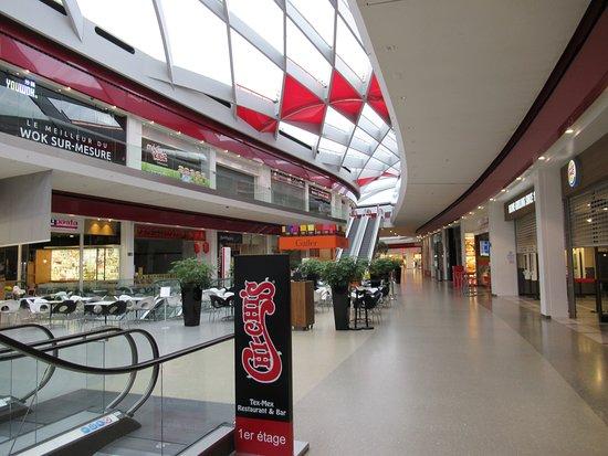 Médiacité Shopping Liège: Le Centre