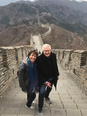 Excursión privada todo incluido de 2 días a Pekín con espectáculo nocturno opcional: Mutianyu section Great Wall