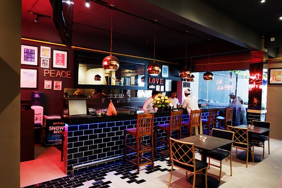 Wong Kitchen, Kuta - Restaurant Reviews