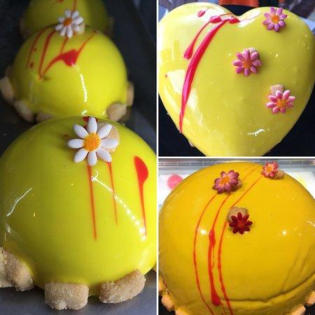 Pasticceria Crem Caffè: torta mimosa