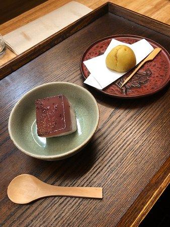 Dessert japonais