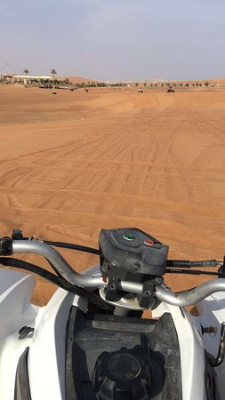 Dubai Self-drive Quad Bike, Sand Boarding, Camel Ride and Refreshments at Camp – fénykép