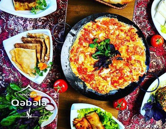 Gabala Old City Restaurant: Breakfast